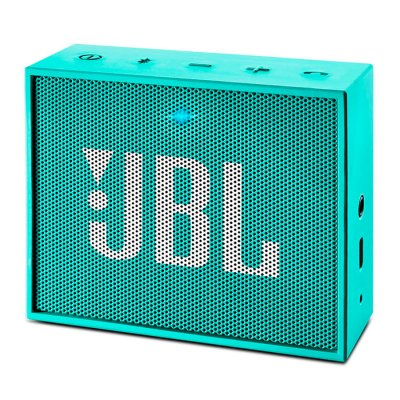 Parlante Bluetooth JBL GO! Teal al mejor precio solo en loi