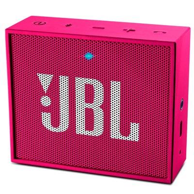 Parlante Bluetooth JBL GO! Rosa al mejor precio solo en loi