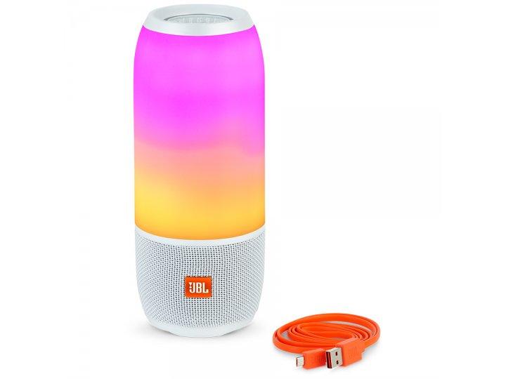Parlante JBL Pulse 3 Bluetooth Waterproof con Luces al mejor precio solo en LOi
