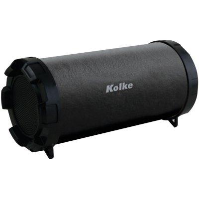 Parlante Bluetooth Kolke Canyon FM Usb Aux KPM168 Negro al mejor precio solo en loi