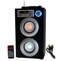 Parlante Portátil Kolke Bluetooth FM SD USB con control