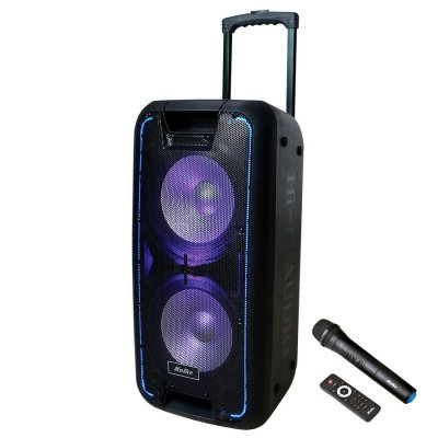 Parlante Kolke Shock 550W Rms con Micrófono al mejor precio solo en LOI