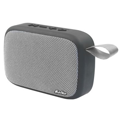 Parlante Bluetooth Kolke START KPP-262 Portátil - Gris al mejor precio solo en loi