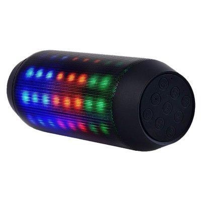 Parlante Portátil Bluetooth Kolke Big Rainbow Luces LED al mejor precio solo en LOI