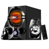 Parlantes Home Theatre Kolke Bluetooth, USB, FM, AUX FM