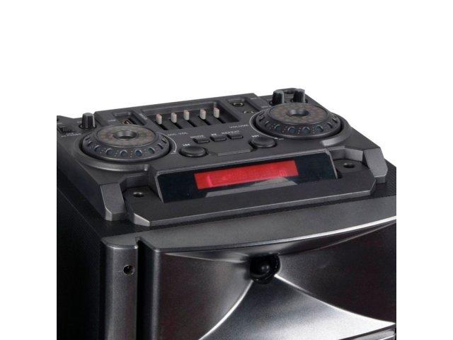 Parlantes Potenciados TECNO DJ Bluetooth con micrófono al mejor precio solo en loi