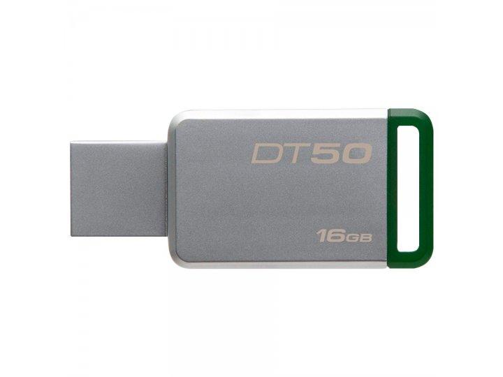 Pendrive Kingston 16GB DataTraveler DT50 al mejor precio solo en loi