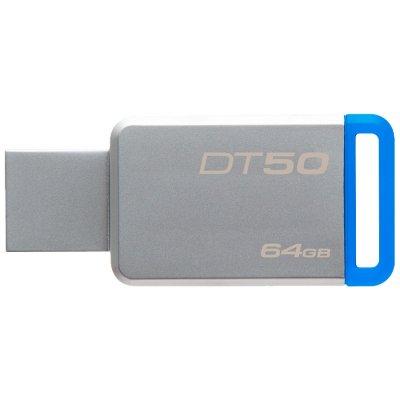 Pendrive Kingston 64GB DataTraveler DT50 al mejor precio solo en loi