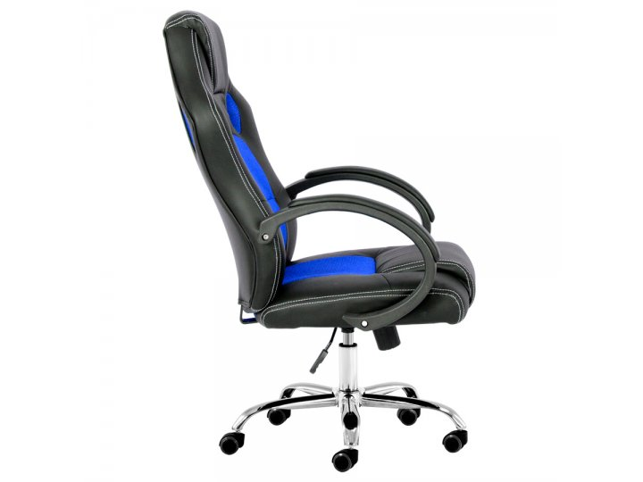 Silla Gamer Para Oficina Y Hogar Donna Gamer 9043 Azul al mejor precio solo en loi