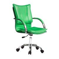 Silla Donna Rainbow en color Verde Diseño Italiano al mejor precio solo en loi