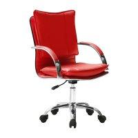 Silla Donna Rainbow en color Rojo Diseño Italiano al mejor precio solo en loi