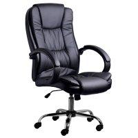 Sillón Ejecutivo Donna Confort HF-C7307 Negro al mejor precio solo en loi