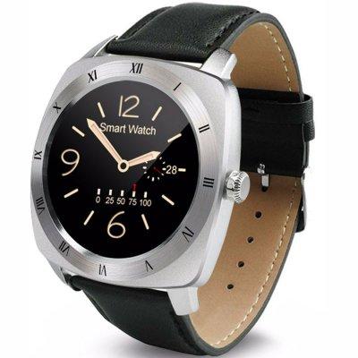 Reloj SmartWatch Kolke KVR-109 Ritmo Cardíaco -Plateado al mejor precio solo en loi