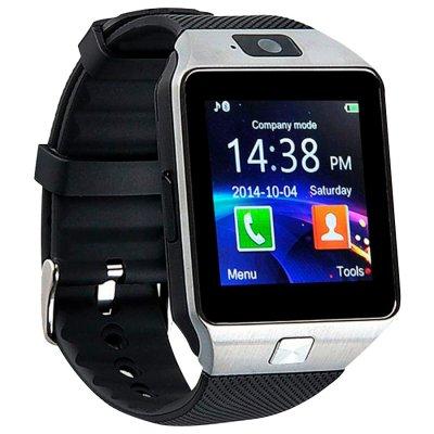 Reloj SmartWatch Bluetooth Kolke V9 Pro Negro y Plata al mejor precio solo en loi