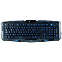 Teclado Gamer Kolke Force Luz Led USB