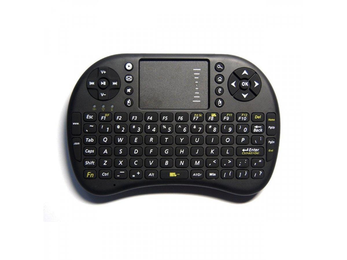 Teclado inalámbrico para Android TV tablet consola, oferta LOI.
