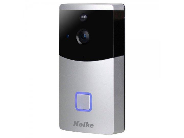 Timbre Inteligente Kolke KUC-284 Visión Noc, Bat Recarg al mejor precio solo en loi